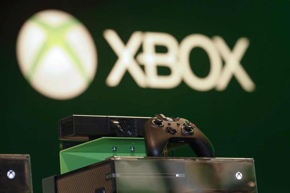 La console de jeux Xbox One de Microsoft sera... (Photo INA FASSBENDER, Reuters)