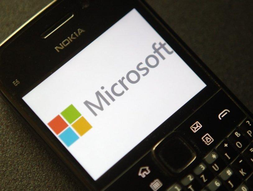 L'acquisition des activités cellulaires de Nokia est un... (Photo HEINZ-PETER BADER, Reuters)