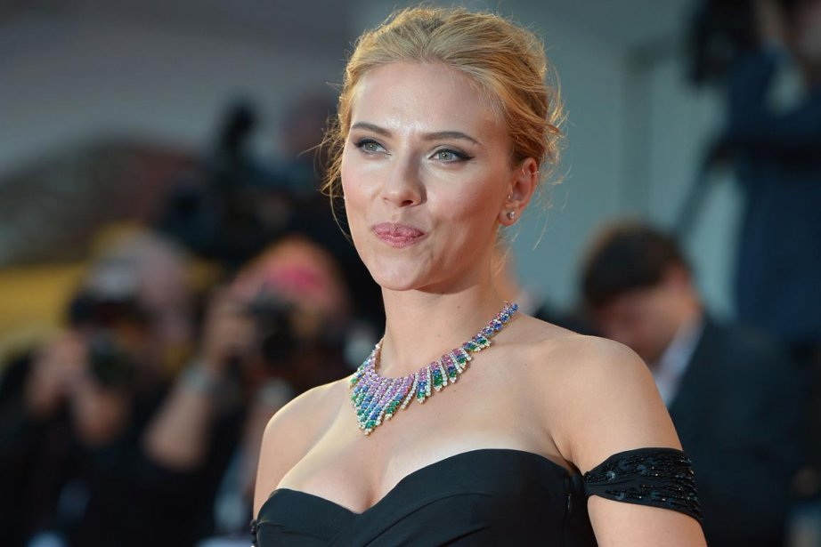 Scarlett Johansson... (PHOTO GABRIEL BOUYS, AFP)