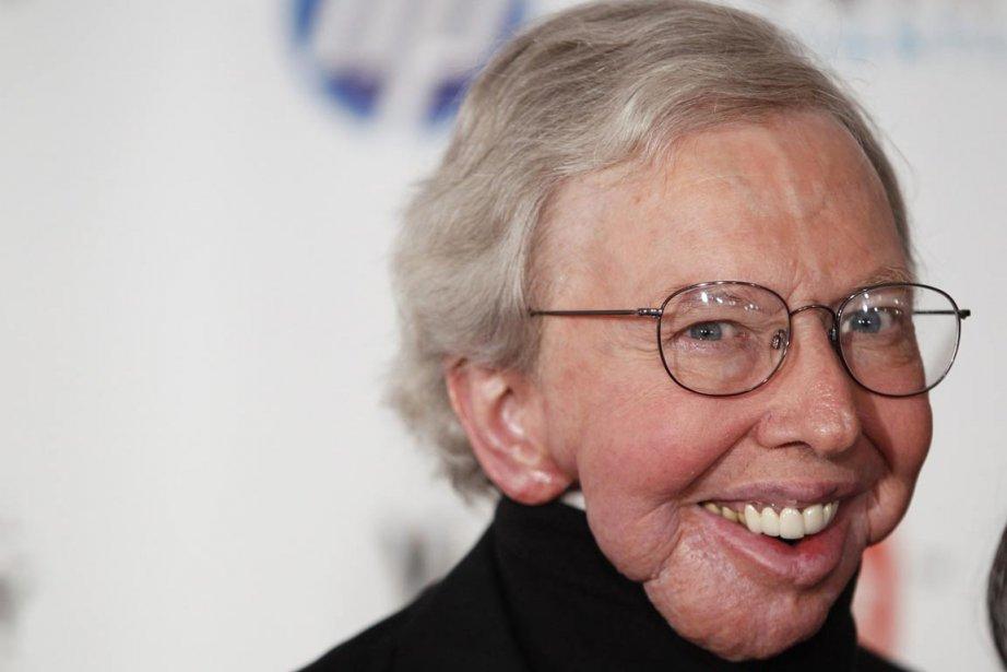 Roger Ebert... (PHOTO LUCAS JACKSON, ARCHIVES REUTERS)