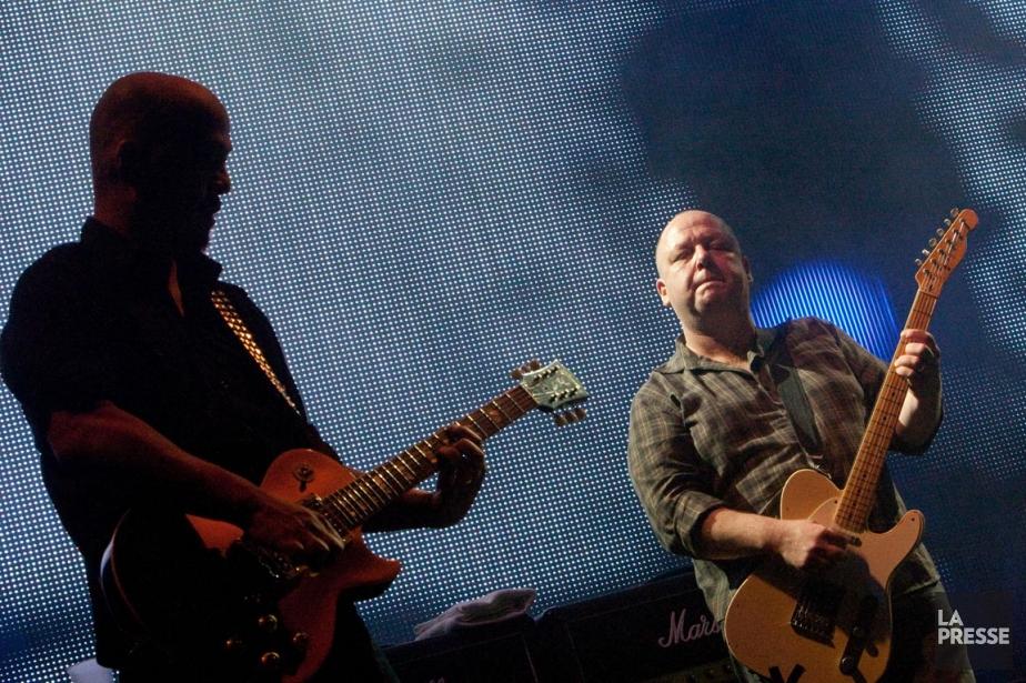 Les Pixies au Métropolis de Montréal en avril... (PHOTO HUGO-SÉBASTIEN AUBERT, ARCHIVES LA PRESSE)