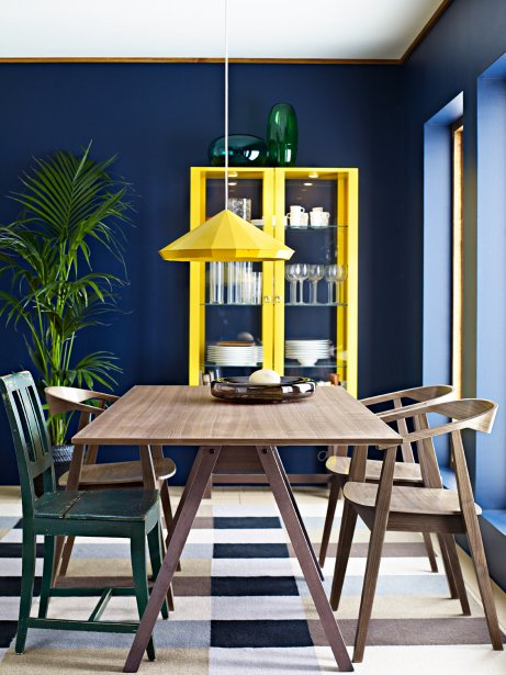Nouvelle vague scandinave chez ikea lucie lavigne design for Table de salle a manger design scandinave