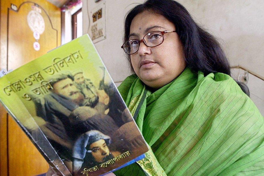 Âgé de 49 ans, Sushmita Banerjee, auteure réputée... (PHOTO DESHAKALYAN CHOWDHURY, ARCHIVES AFP)