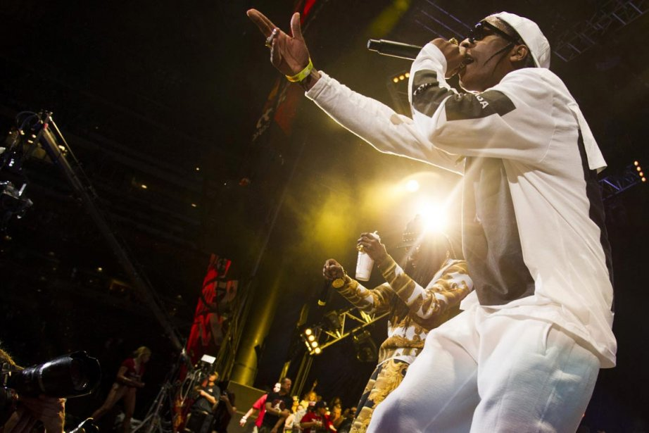 A$AP Rocky... (PHOTO CHARLES SYKES, INVISION, AP)