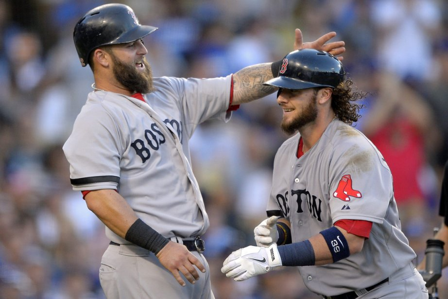 Les Red Sox de Boston ont déjoué les... (Photo Mark J. Terrill, AP)