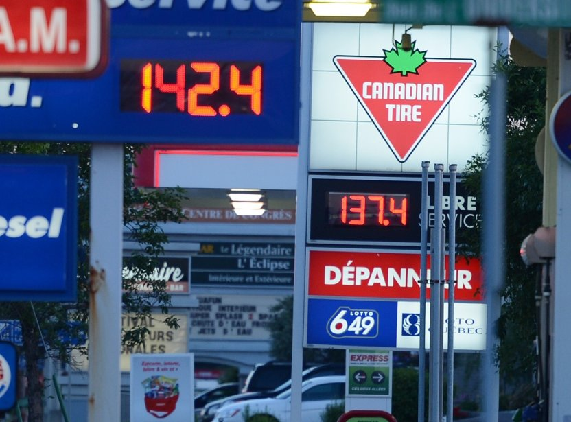 Demander une réduction de 20% des émissions des... (Photo Jeannot lévesque, Le Quotidien)