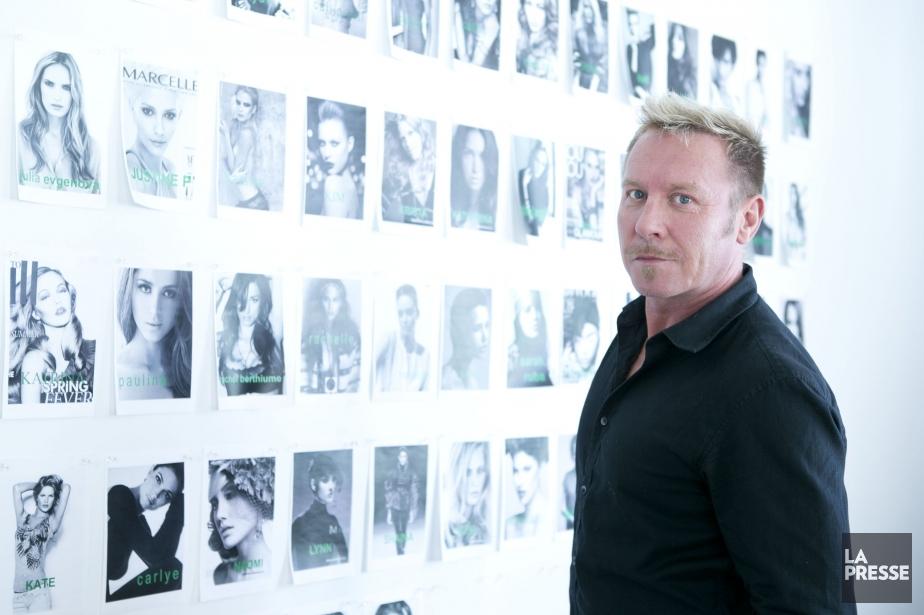 Didier Belleguic, tête pensante deNext Canada, une agence... (Photo Hugo-Sébastien Aubert, La Presse)
