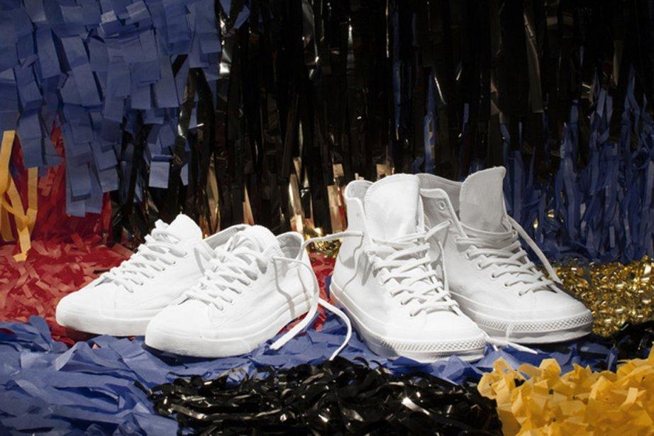 Les modèles Converse Chuck Taylor All Star et... (Photo fournie par Converse)