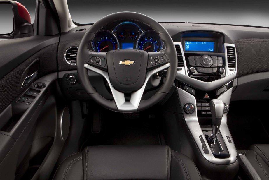 Chevrolet Cruze diesel | 6 septembre 2013