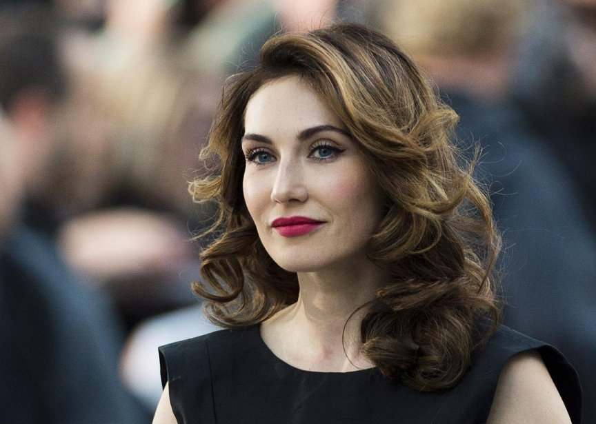 L'actrice Carice Van Houten sur le tapis pour le film «The Fifth Estate». | 6 septembre 2013
