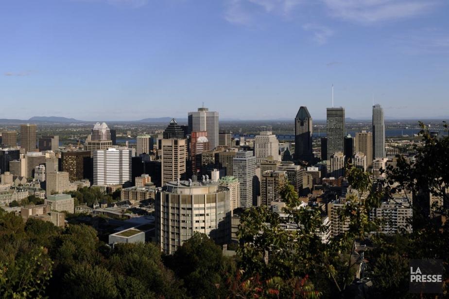 Montréal est à un moment charnière entre le... (PHOTO BERNARD BRAULT, ARCHIVES LA PRESSE)