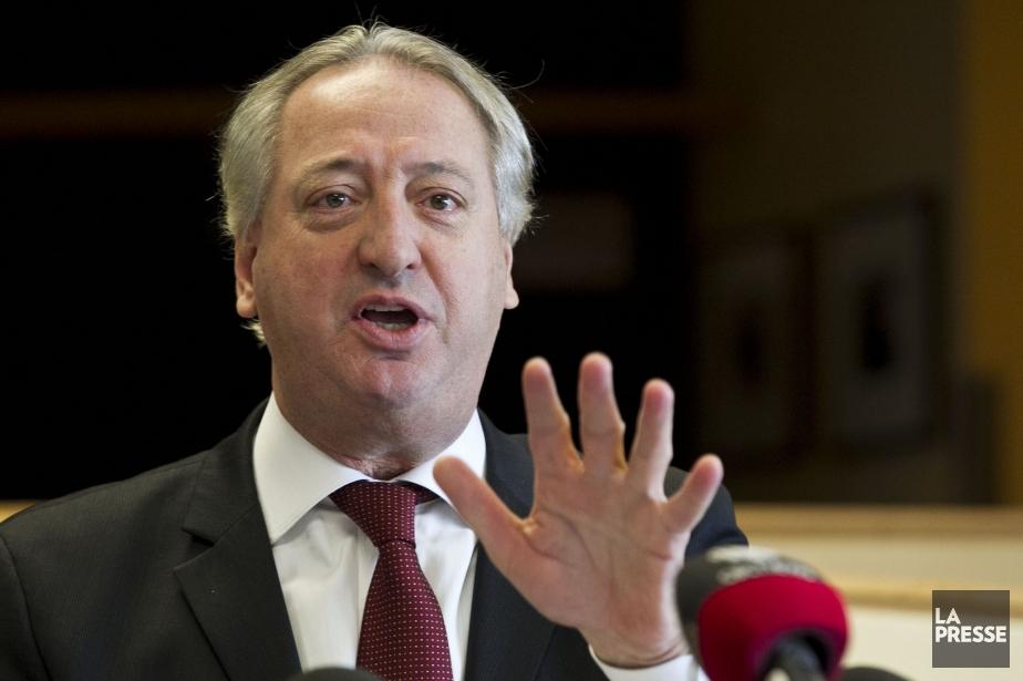 Le président du FCM, Claude Dauphin.... (PHOTO HUGO-SÉBASTIEN AUBERT, ARCHIVES LA PRESSE)