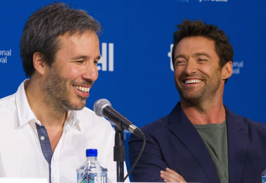 Les vedettes Hugh Jackman, Jake Gyllenhaal et Maria Bello, ont toutes fait l'éloge des talents de cinéaste du Québécois Denis Villeneuve, qui signe avec «Prisoners» son premier film américain à gros budget. | 7 septembre 2013