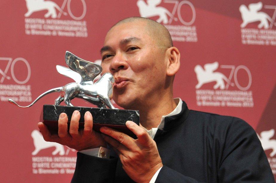 Le directeur tawaïnais, Tsai Ming-liang, s'est mérité le Prix du Jury pour le film «Jiaoyou». | 7 septembre 2013