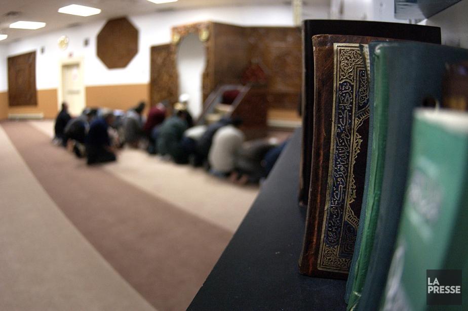 La mosquée al-Omah, au centre-ville de Montréal, a... (Photo André Tremblay, archives La Presse)