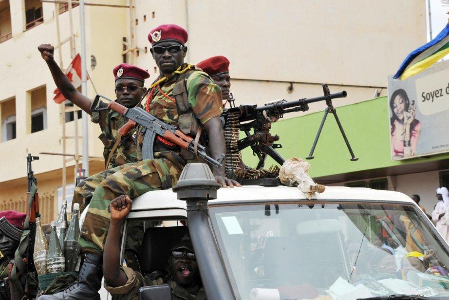 Depuis la prise de pouvoir par le Séléka... (PHOTO SIA KAMBOU, ARCHIVES AFP)