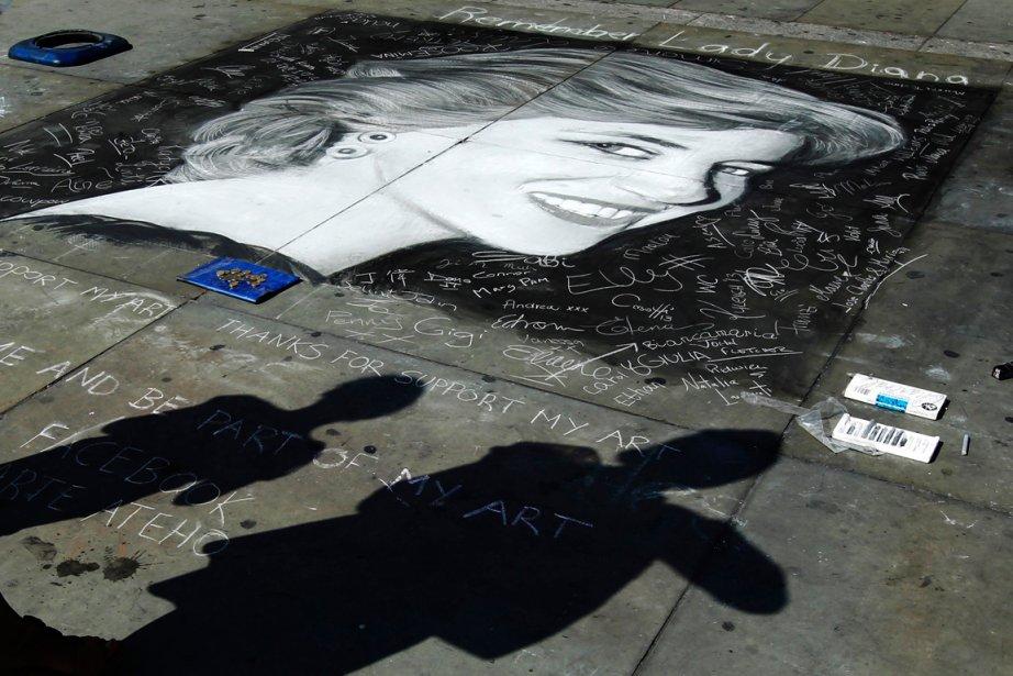 Diana est toujours bien présente au coeur de... (Photo archives AFP)