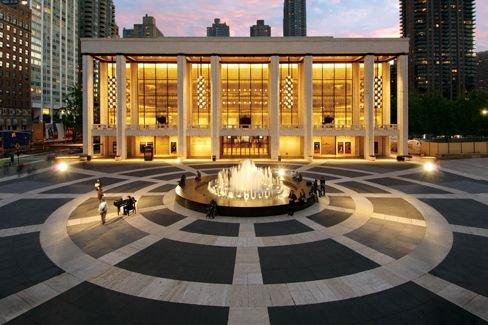 Le City Opera a quitté ses locaux permanents... (Photo tirée du site web du New York City Opera)