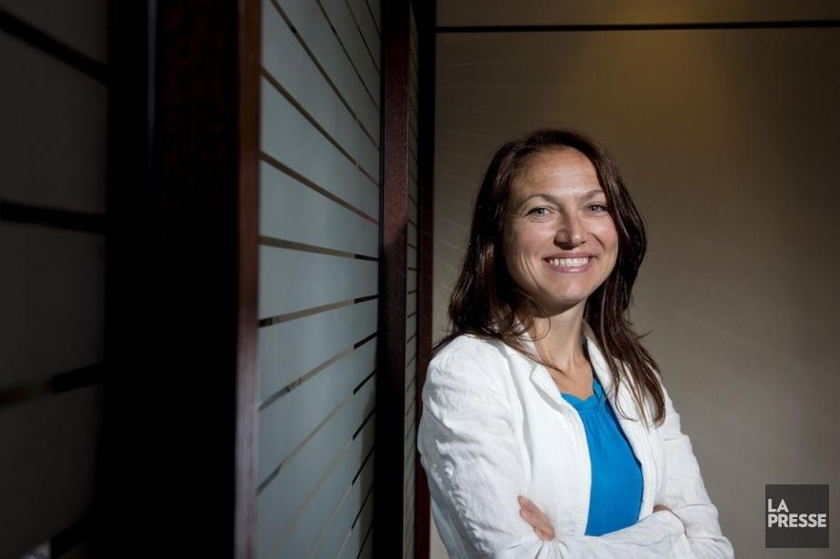 Annie Beaulieu travaille pour Golder Associés depuis bientôt... (PHOTO ALAIN ROBERGE, LA PRESSE)