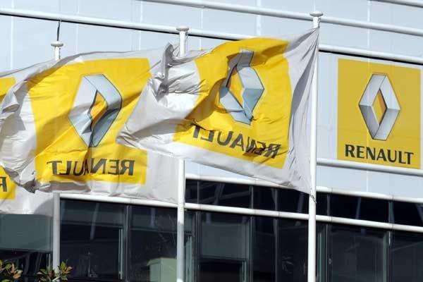 Renault a annoncé lundi la nomination de Thierry Bolloré... (PHOTO ARCHIVES AFP)