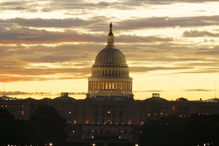 Le vote de procédure prévu mercredi au Sénat américain sur le... (Photo: AFP)