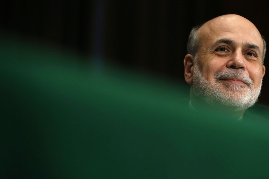 Ben Bernanke... (Photo Archives Reuters)