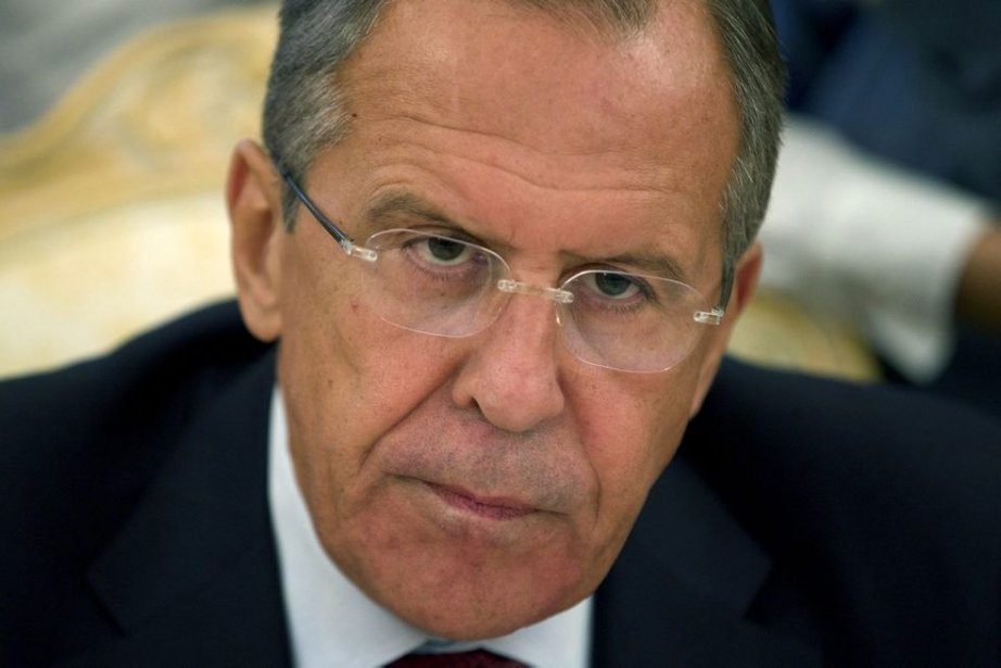 Sergueï Lavrov... (Photo Associated Press)