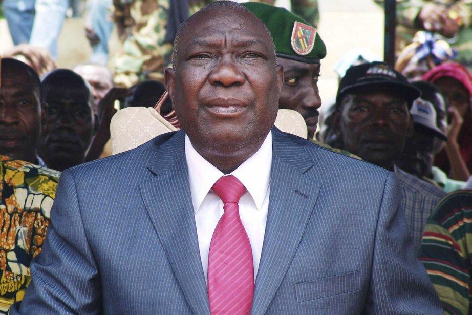 Le président centrafricain Michel Djotodia.... (PHOTO ALAIN AMONTCHI, ARCHIVES REUTERS)
