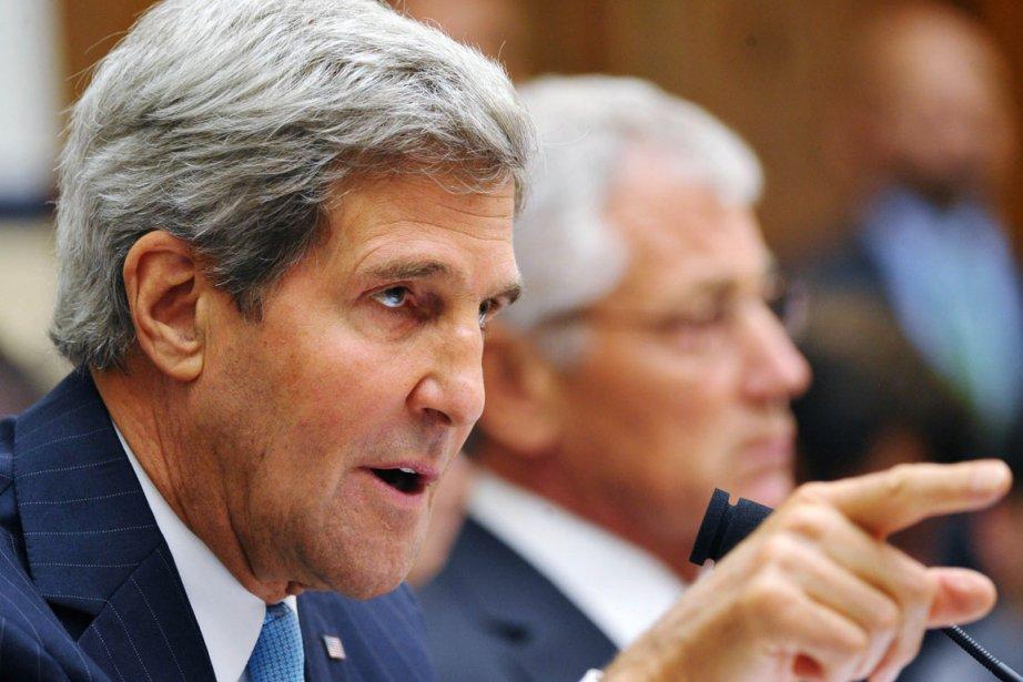 «Nous attendons cette proposition (russe, NDLR). Mais nous... (PHOTO MANDEL NGAN, AFP)