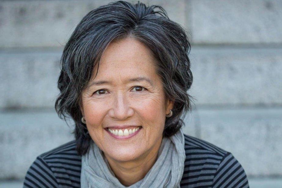 Ruth Ozeki... (PHOTO KRIS KRUG, PC)