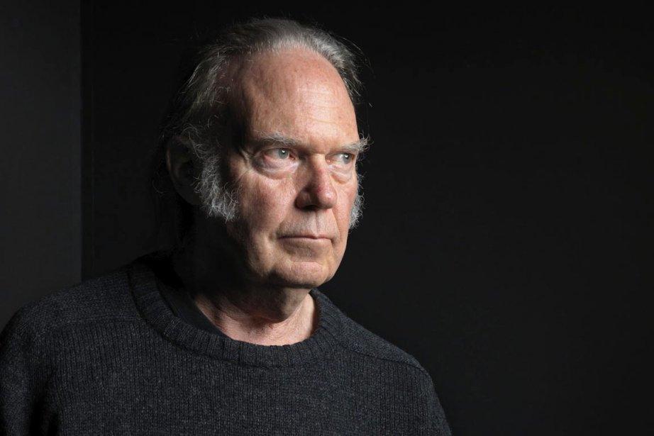 Neil Young... (PHOTO LA PRESSE CANADIENNE)