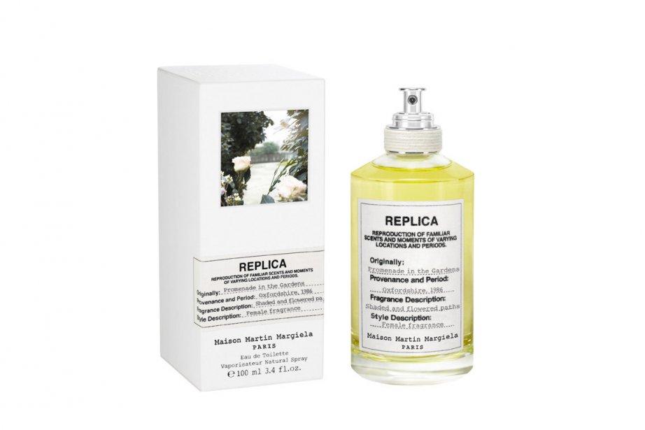 """Parmi les nouveaux parfums de sa collection """"Replica"""",... (Photo fournie par Maison Martin Margiela)"""