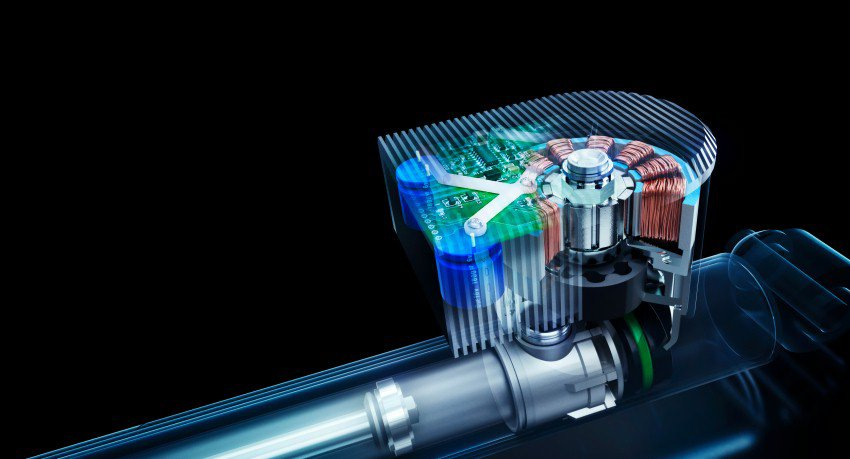 Le GenShock produirait beaucoup d'électricité avec les oscillations... (Photo fournie par ZF)