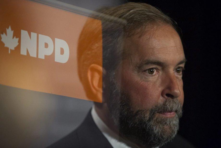 Aux yeux du député montréalais Alexandre Boulerice, le... (Photo Liam Richards, PC)