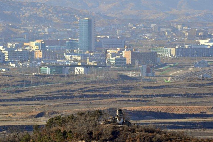 Créée en 2004, la zone d'activité de Kaesong... (Photo: AFP)