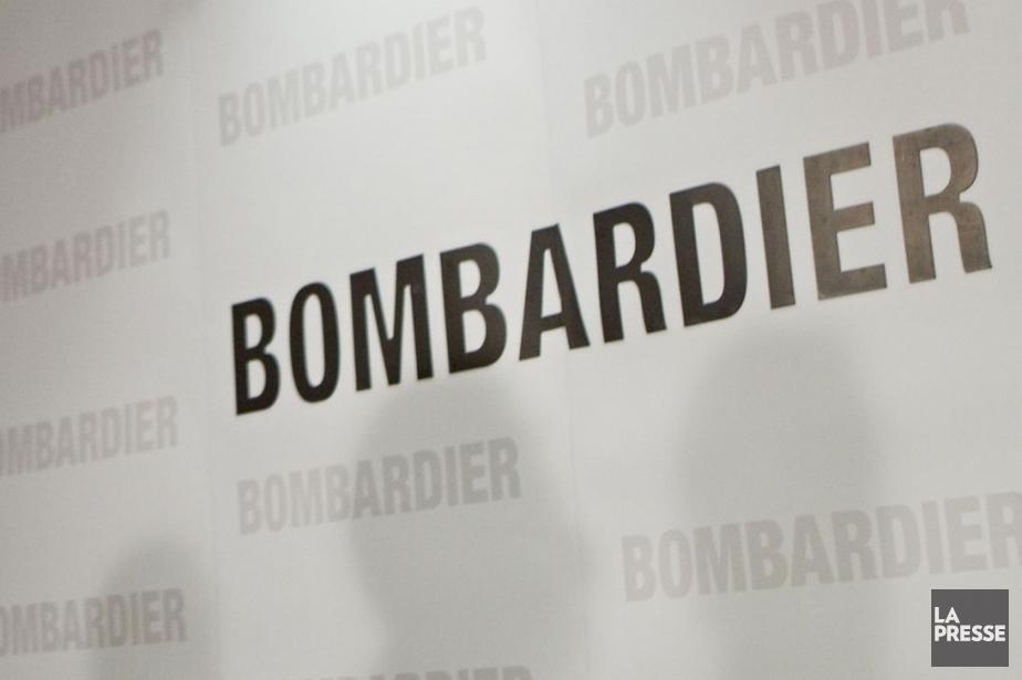La division ferroviaire de Bombardier( (PHOTO DAVID BOILY, LA PRESSE)