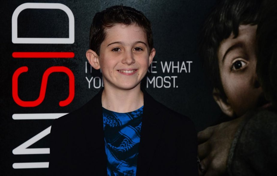 L'acteur Andrew Astor. | 11 septembre 2013