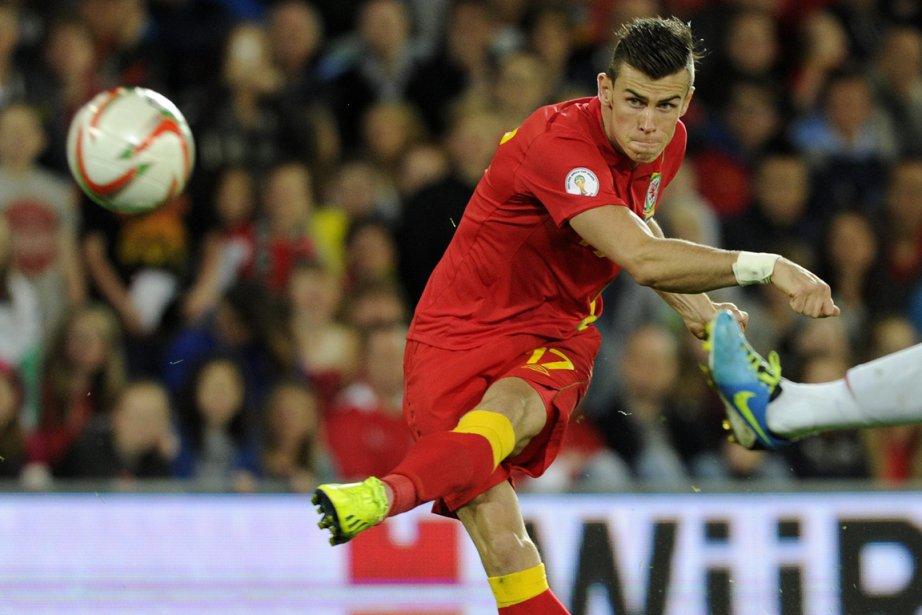 Le GalloisGareth Bale a joué une demi-heure mardi... (Photo Rebecca Naden, Reuters)