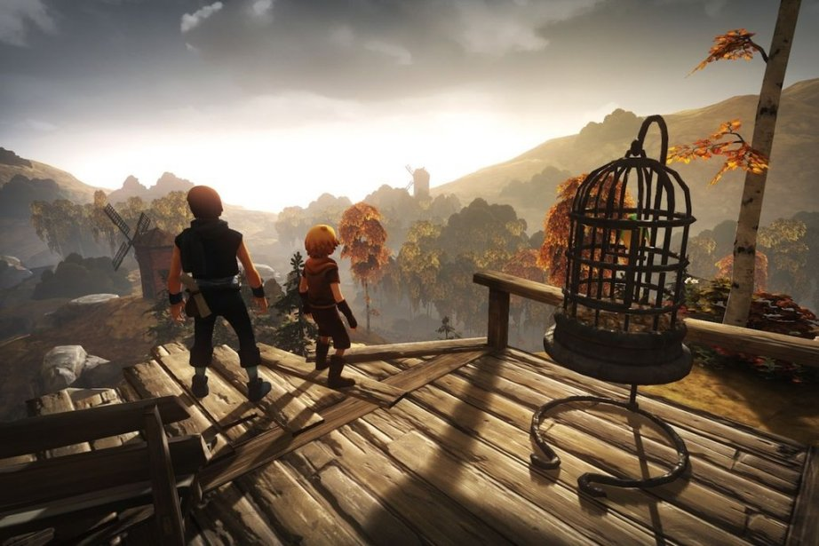Brothers : A Tale of Two Sonsest un...