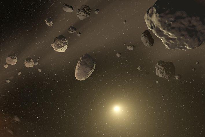 Le projet incorporera une nouvelle technologie de propulsion... (PHOTO AFP/NASA)