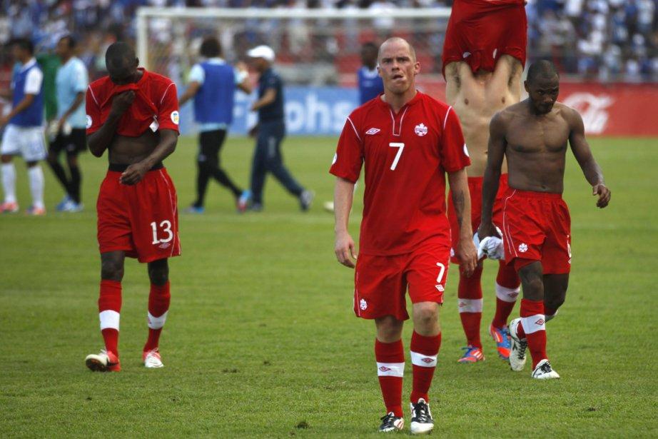Le Canada a glissé en 106e place du... (Photo Esteban Felix, archives AP)