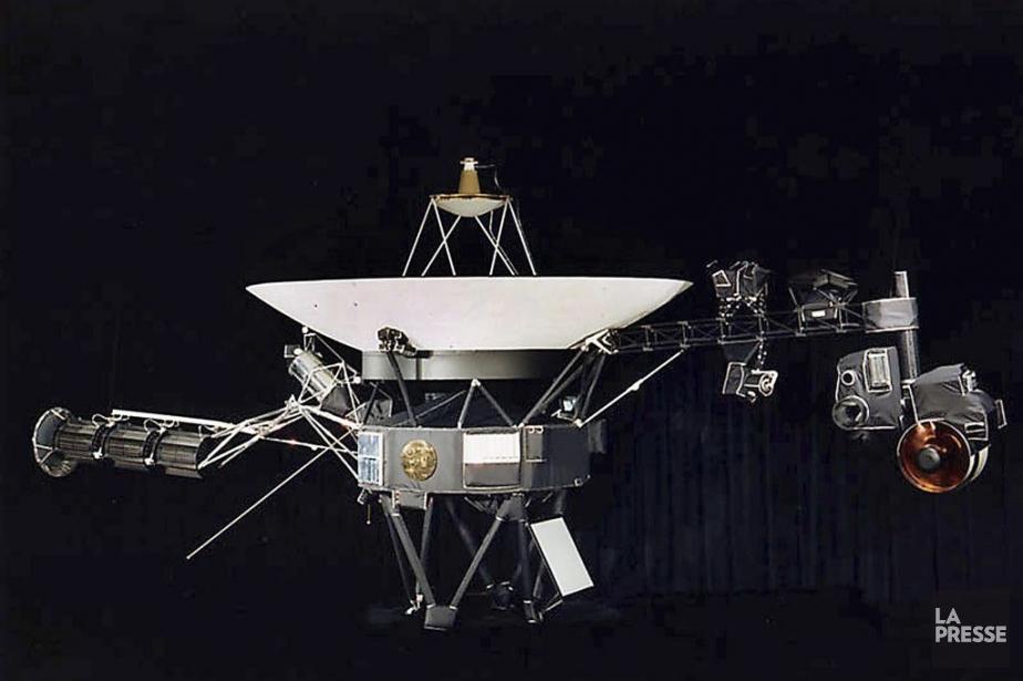 L'une des sondes Voyager.... (Photo AFP)