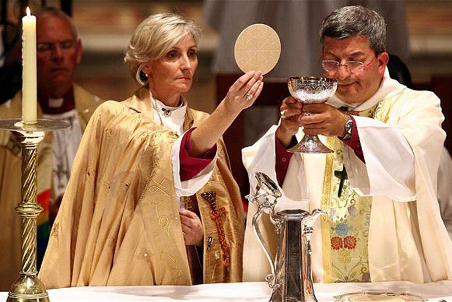 L'Église anglicane du Pays de Galles a décidé... (PHOTO ARCHIVES GETTY IMAGES)