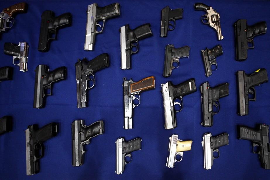 Le débat sur les armes a repris de... (Photo Eric Thayer, archives Reuters)