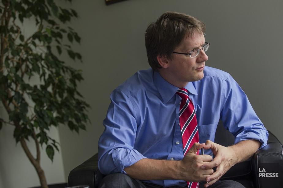 Le ministre Sylvain Gaudreault se dit «extrêmement à... (Photo Edouard Plante-Fréchette, La Presse)