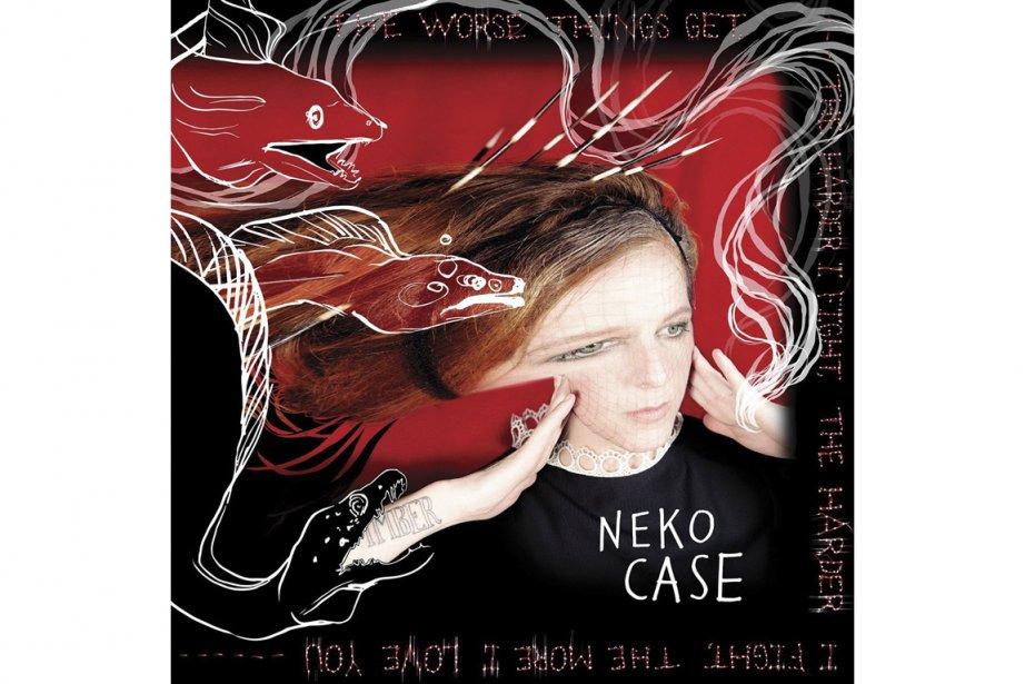 Neko Case (chanteuse associée au groupe The New Pornographers) n'est pas la...