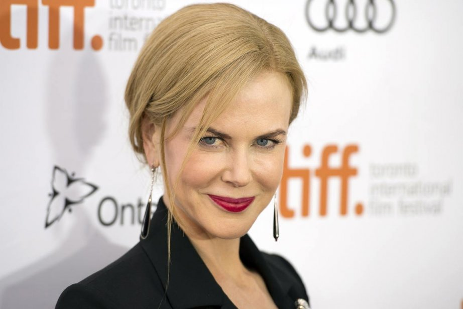 Nicole Kidman... (PHOTO FRANK GUNN, LA PRESSE CANADIENNE)