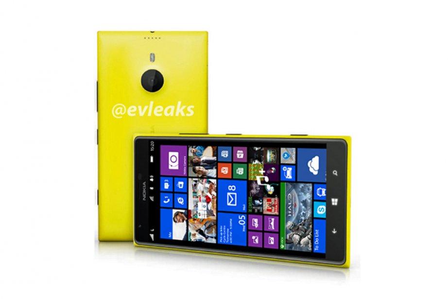 Des images du Nokia Lumia 1520 ont déjà... (PHOTO FOURNIE PAR EVLEAKS)