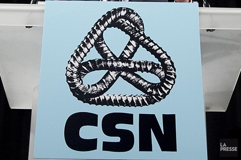 Selon la CSN, le vent doit tourner en... (Photo archives La Presse)