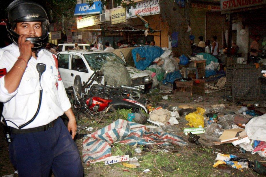 Personne n'a revendiqué l'explosion. Au moins 17 groupes... (Photo archives AFP)